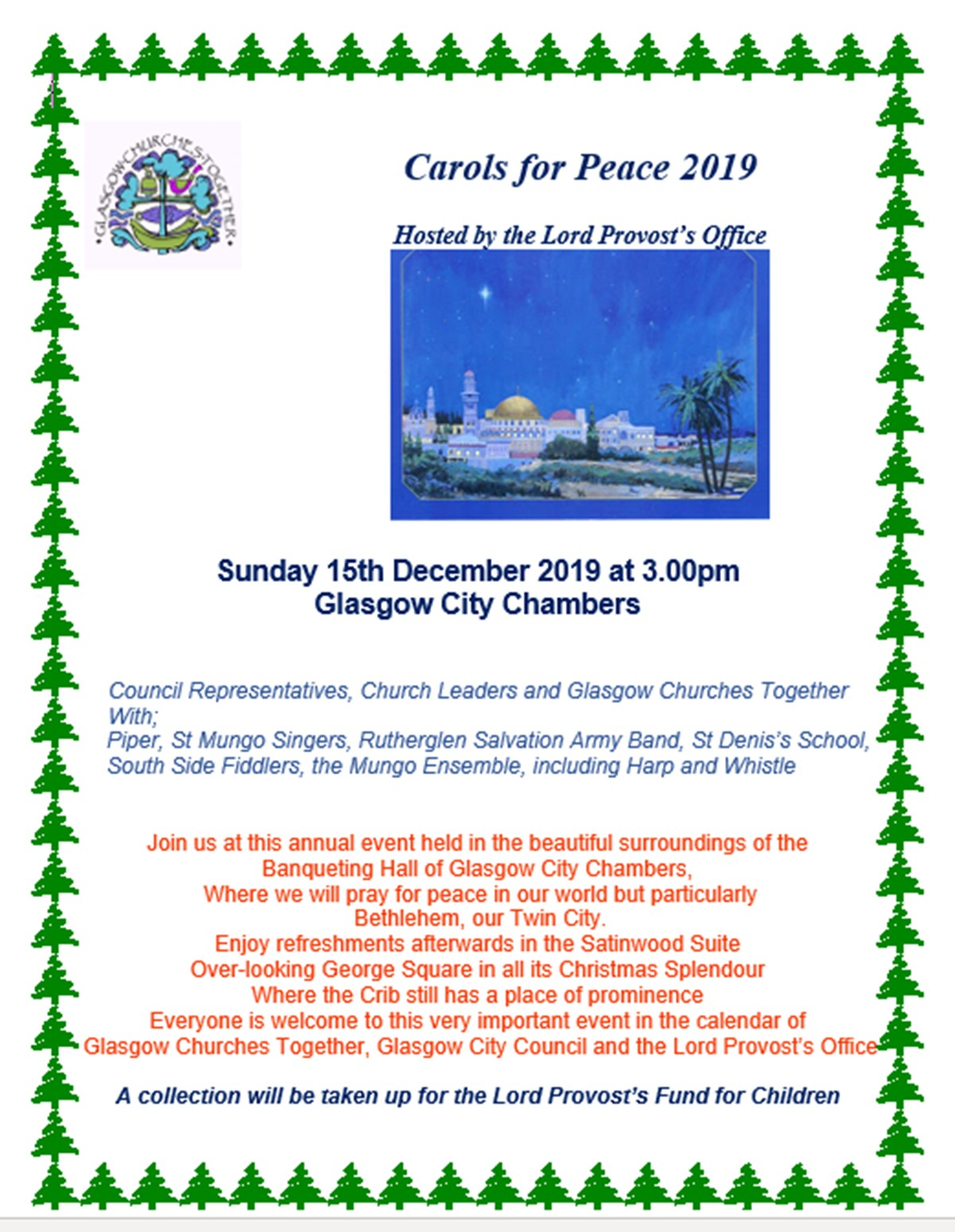 Carols For Peace